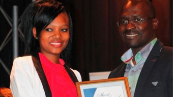 Education, Eskom give hope to 20 students