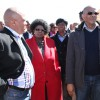 Magashule delivers houses in Hennenman