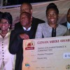 Uvuko wins at Govan Mbeki Awards