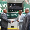 Mobile clinic donated to rural schools