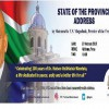 State Of The Province Address