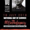 NELSON MANDELA DAY KEY MESSAGES