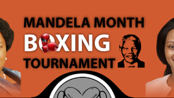 BOXING TOURNAMENT IN HONOR OF MANDELA
