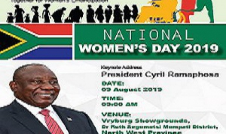 NATIONAL WOMEN'S DAY 2019