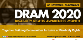 Disability Rights Awareness Month 2020