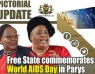 Free State Commemorates World AIDS Day in Parys