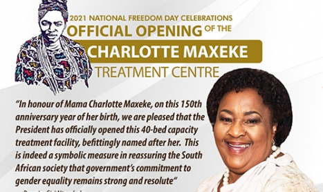 Official Remarks made at the National Freedom day commemoration