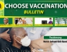 I Choose Vaccination Bulletin