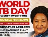 Provincial World TB Day Programme